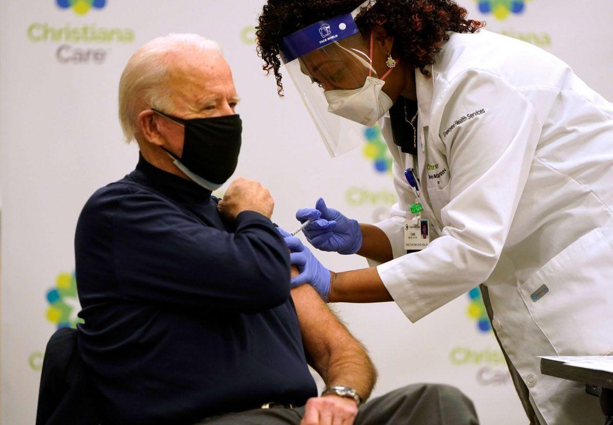 Biden Vaccino