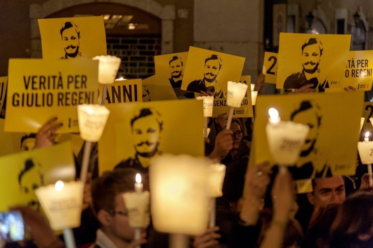 Regeni: concluse le indagini della Procura di Roma, confermate le accuse per 4 agenti egiziani