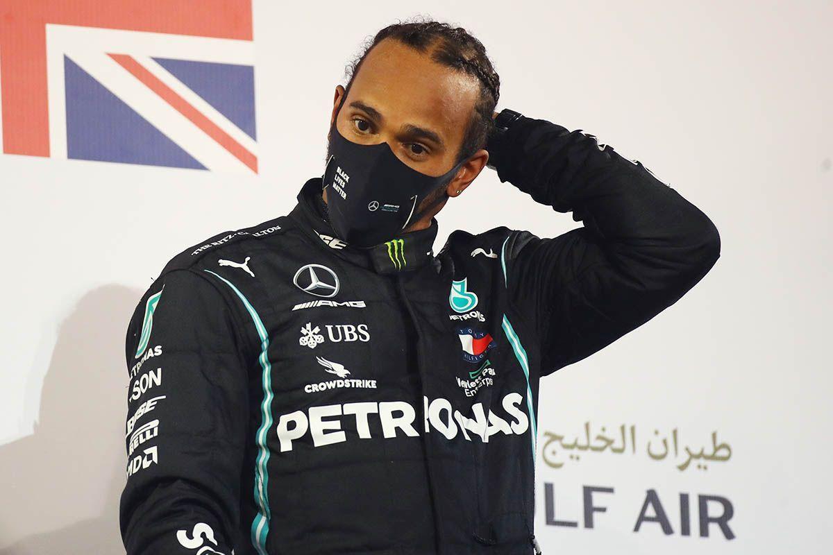 Lewis Hamilton positivo coronavirus