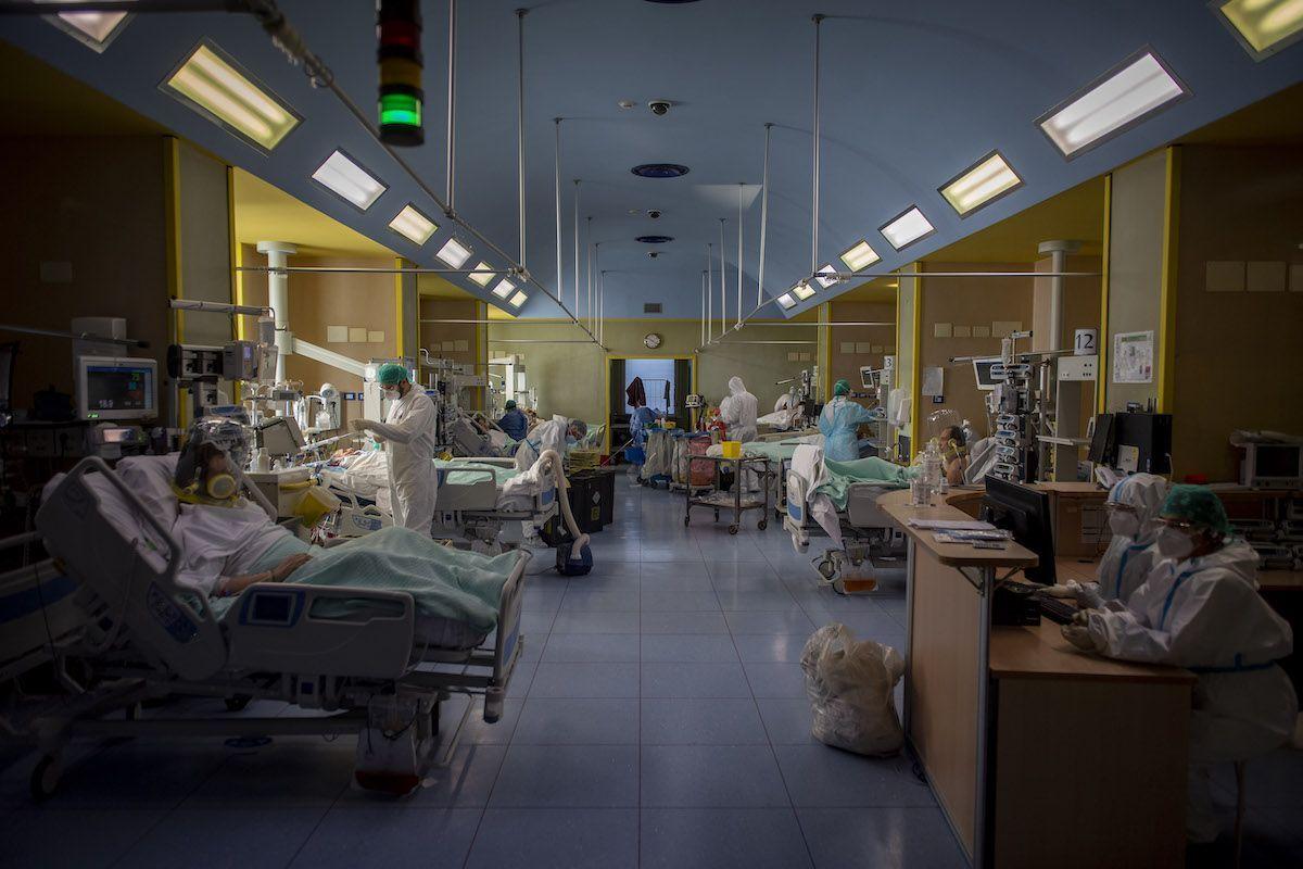 ospedale covid-19 coronavirus italia