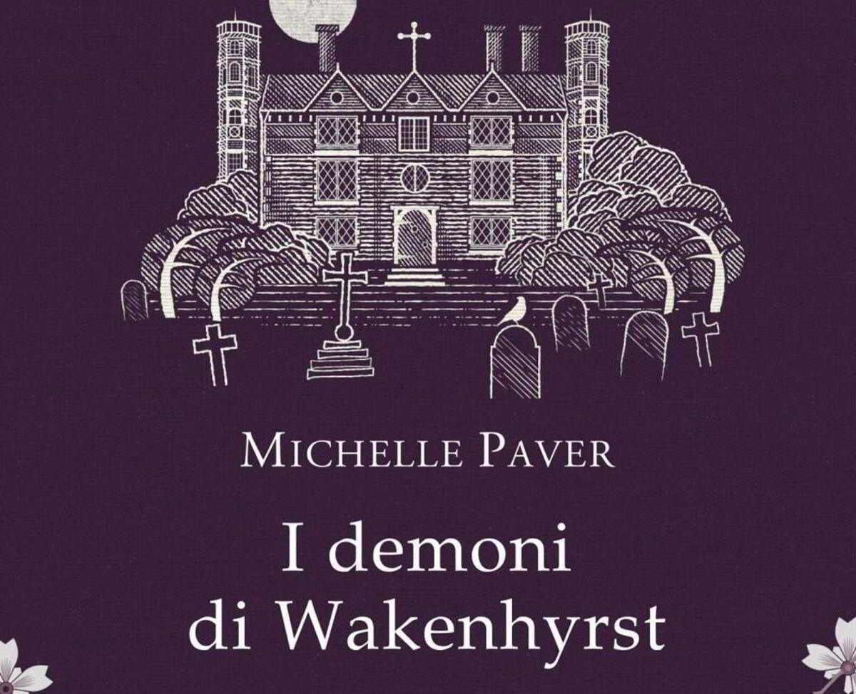 demoni di wakenhyrst copertina