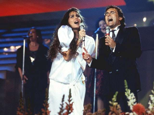Al Bano e Romina cantano a Sanremo