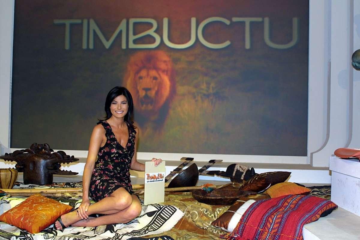 Ilaria D'Amico a Timbuctu