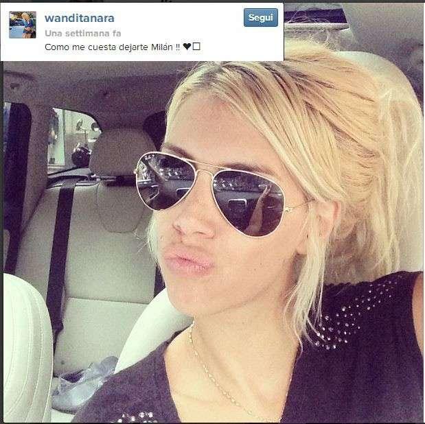 Wanda Nara Instagram