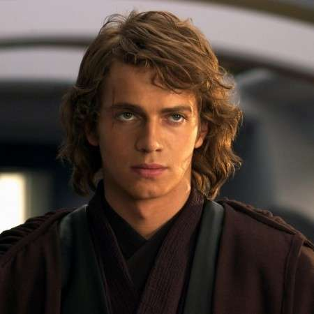 Anakin Skywalker giovane (Hayden Christensen)