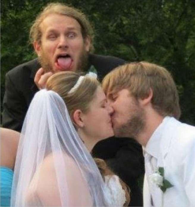 Bacio con lingua
