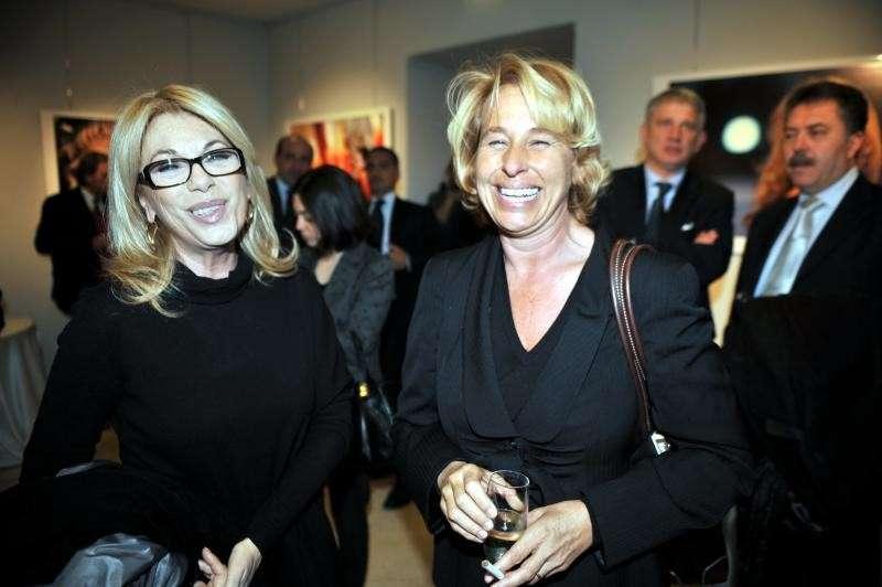 Con Stefania Craxi