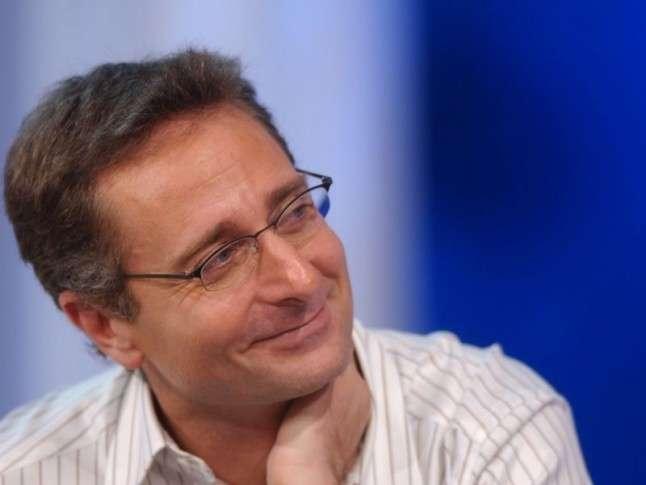 Il sorriso di Paolo Bonolis