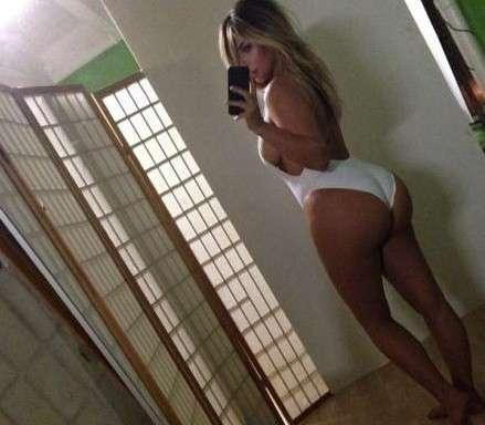 Lato B di Kim Kardashian