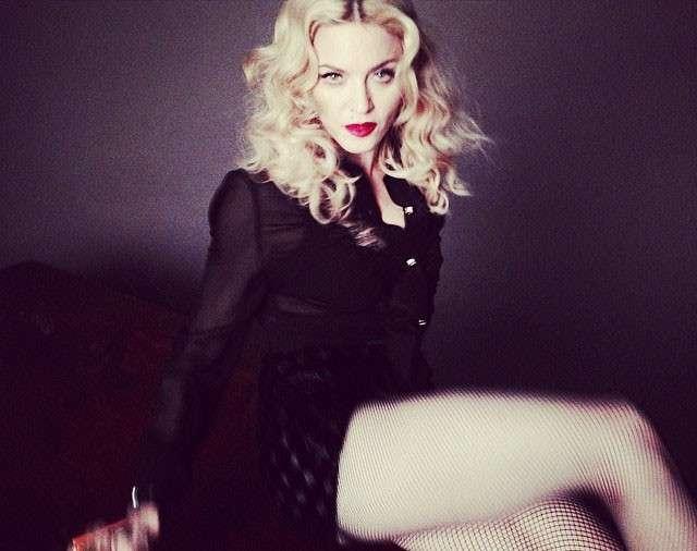 Madonna nel 2014