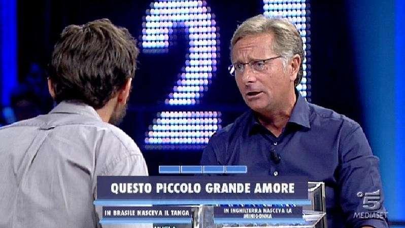 Paolo Bonolis ad Avanti un altro