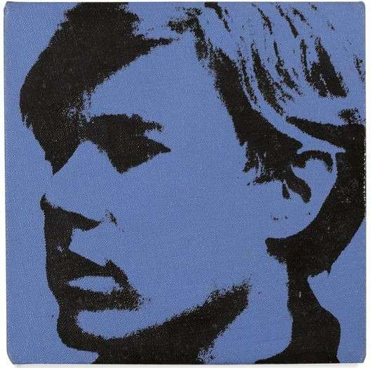Self Portrait, ancora un autoritratto di Andy Warhol