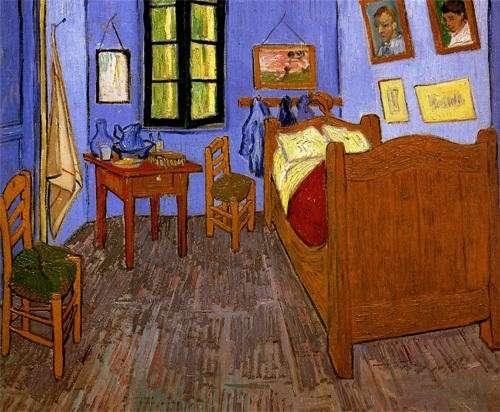 Camera da letto ad Arles
