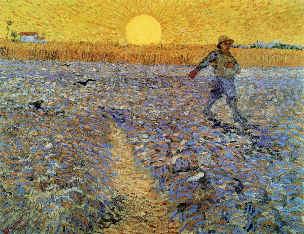 Il Seminatore, Vincent Van Gogh