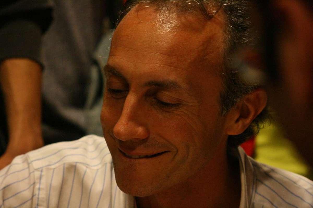 Il sorriso sornione di Marco Travaglio