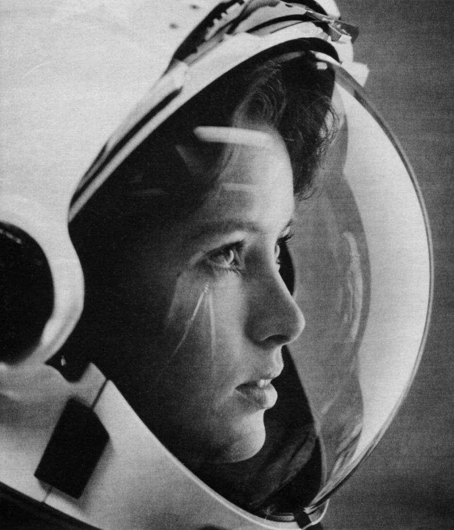 La prima madre ad andare nello spazio