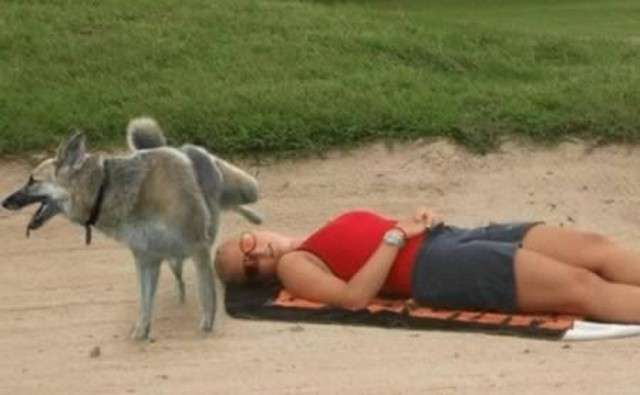 Dormire in spiaggia