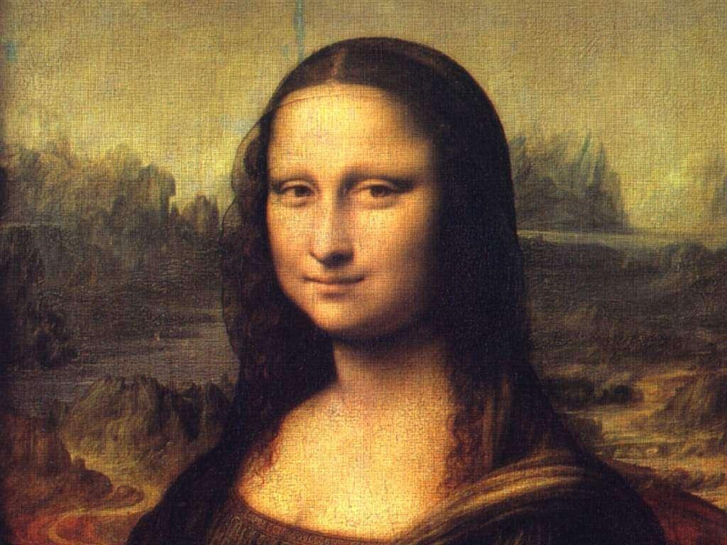 La Gioconda, di Leonardo da Vinci