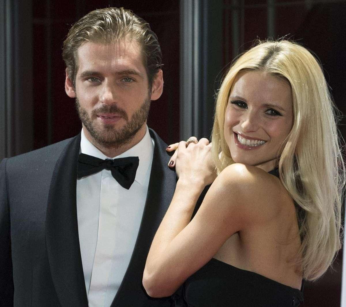 Michelle Hunziker e Tomaso Trussardi felici e innamorati