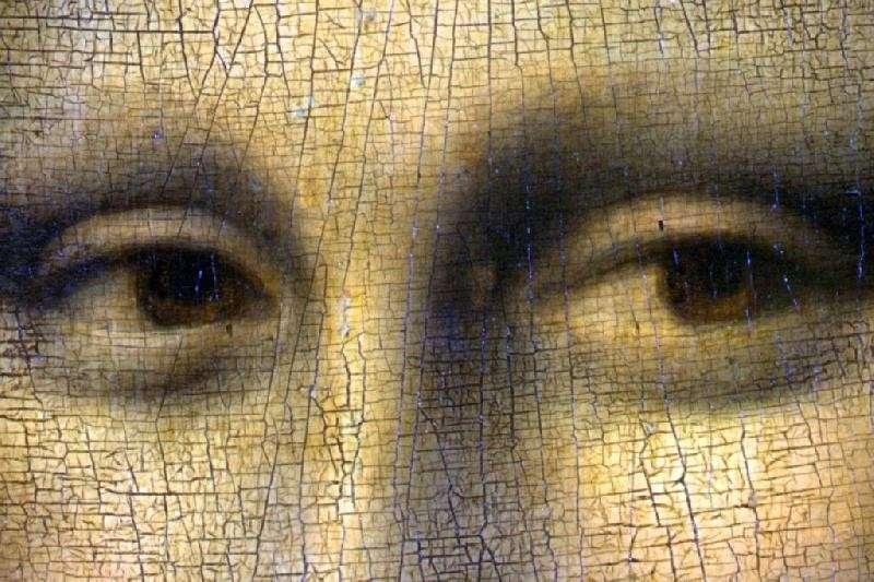 Un codice segreto negli occhi