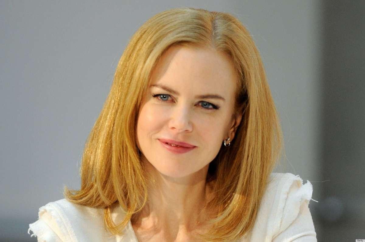 Nicole Kidman è Nicoletta Ragazzouomo