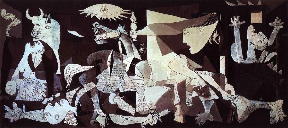 Guernica, il quadro di Picasso contro la guerra