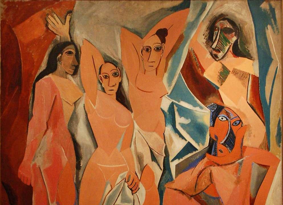 Le opere di Pablo Picasso