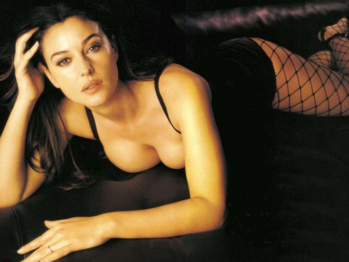 Monica Bellucci bellissima