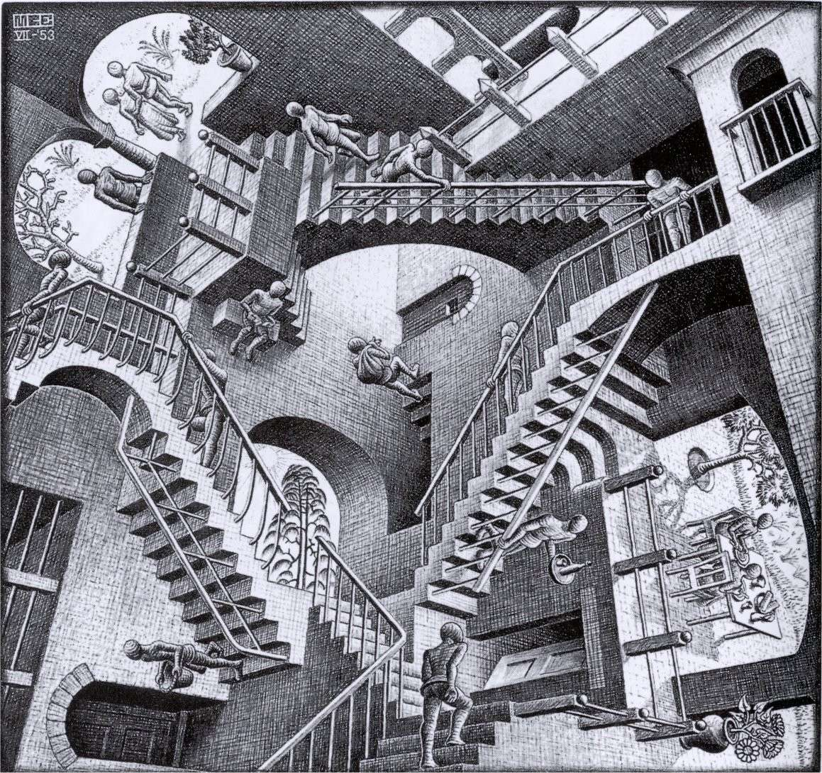 Relatività, 1953