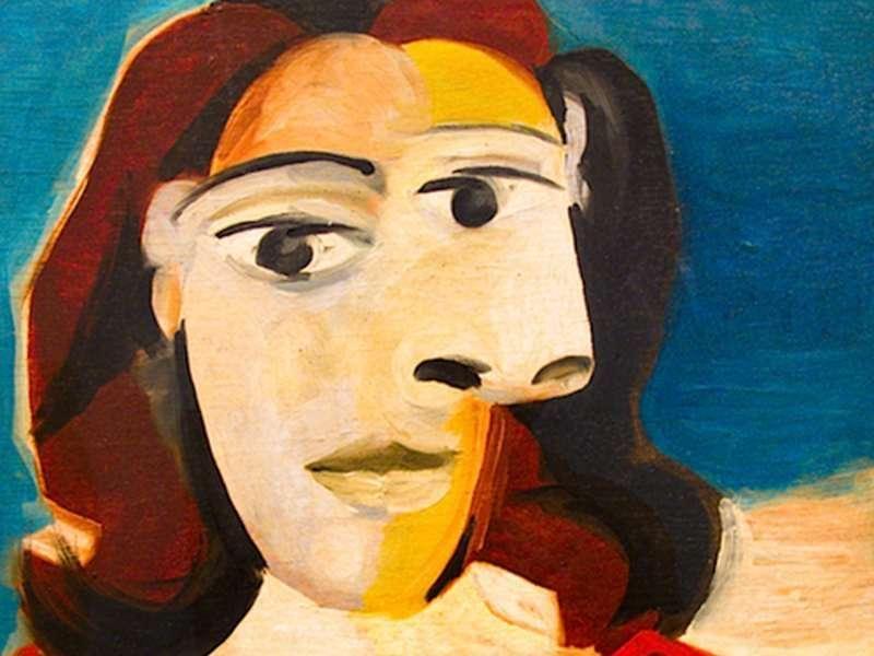 Ritratto di Dora Maar, opera dipinta da Picasso nel 1939