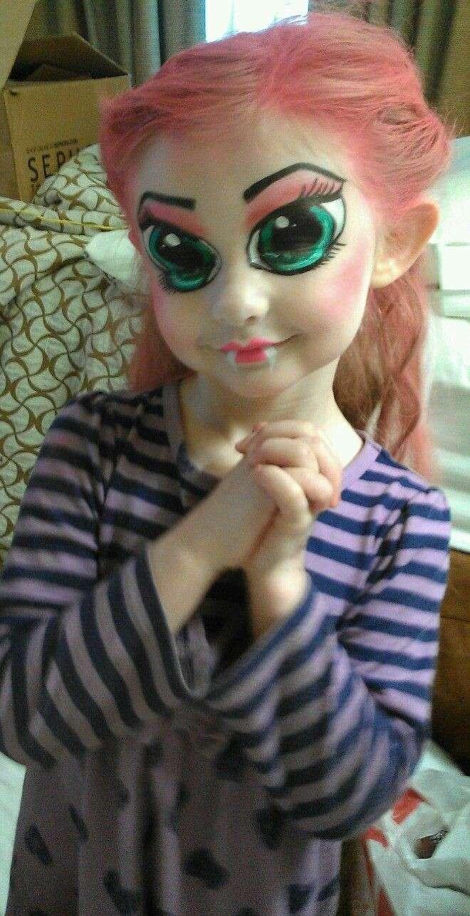 Bambola cartone animato