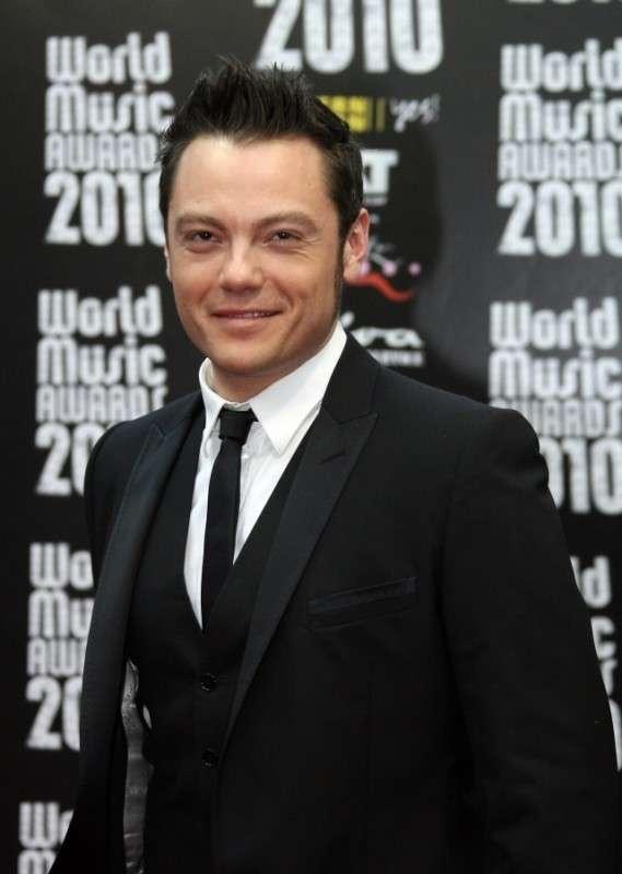 Tiziano Ferro ai World Music Awards