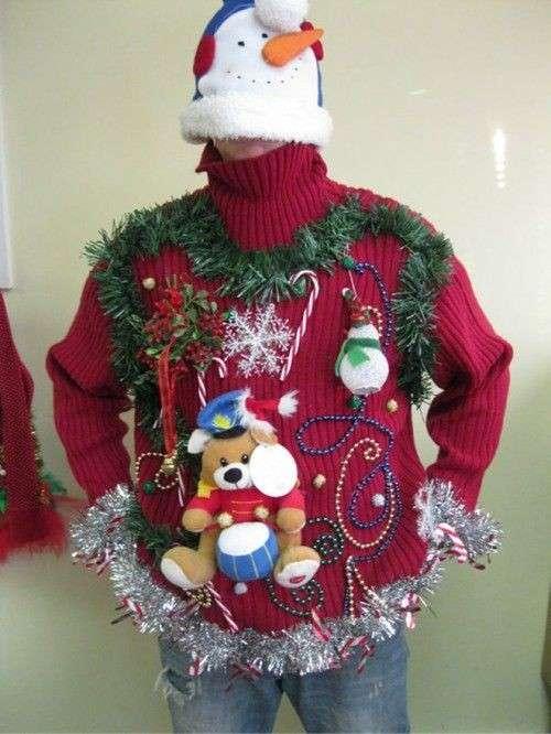 Abbigliamento natalizio