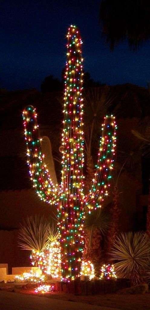 Albero di Natale Cactus