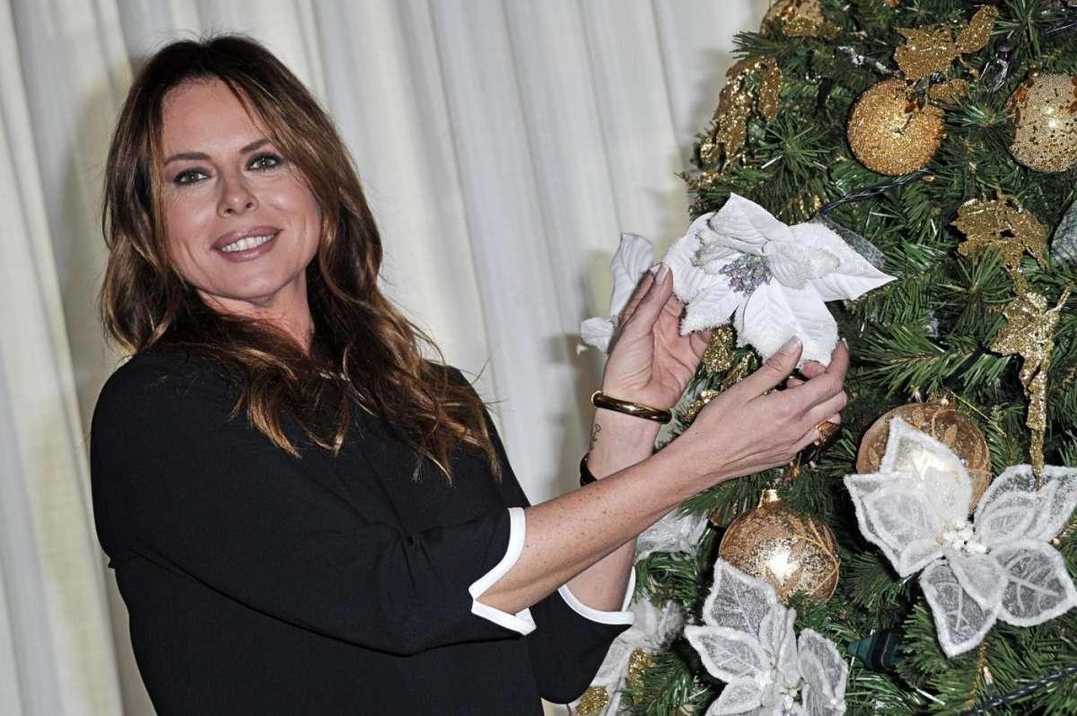 Paola Perego ha due figli