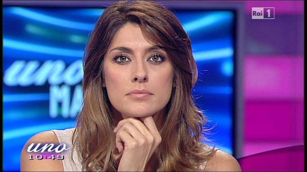 Elisa Isoardi alla conduzione di Unomattina