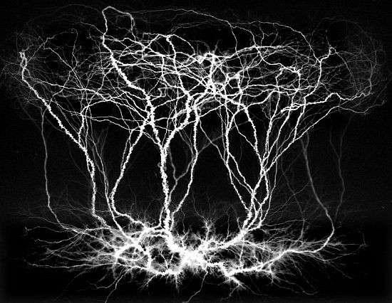 Esperimenti con figure Di Lichtenberg