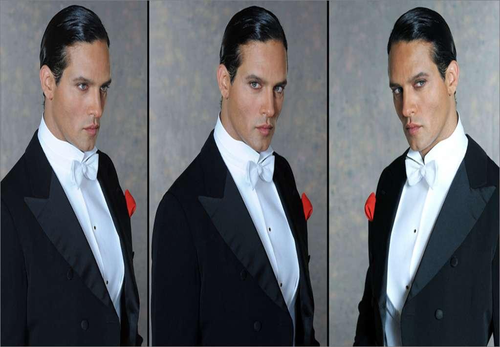 Gabriel Garko in Rodolfo Valentino, La leggenda