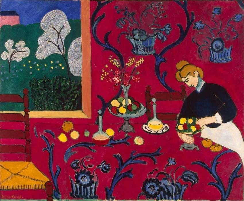 Henri Matisse, le opere