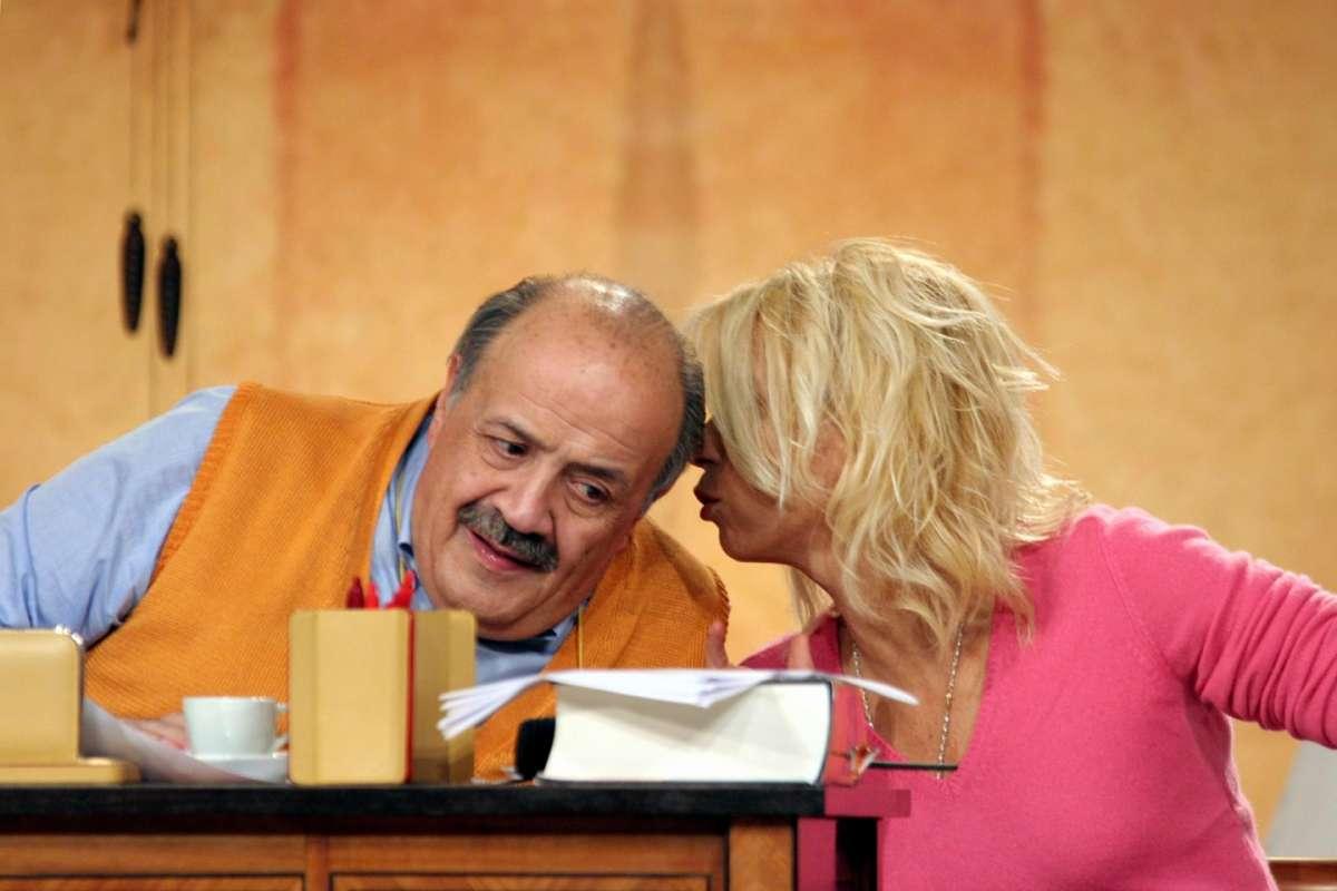 Maria De Filippi e Maurizio Costanzo