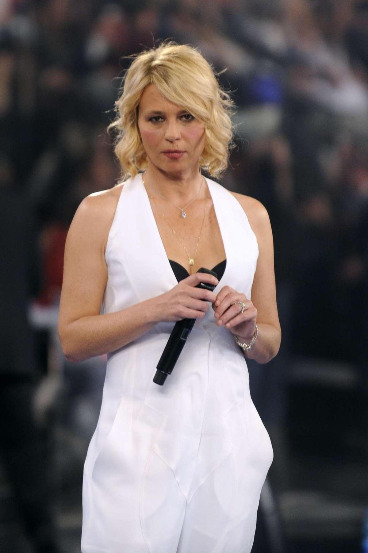 Maria De Filippi è nata il 5 dicembre 1965