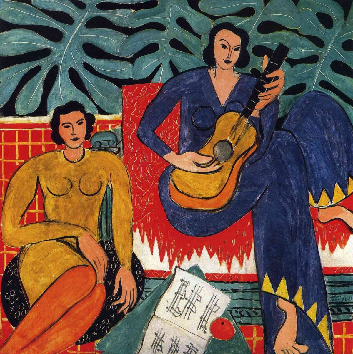 Musica, 1939