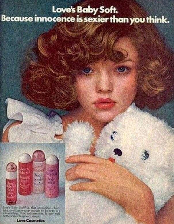 Pubblicità shampoo