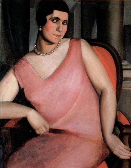 Ritratto di Madame Zanetos