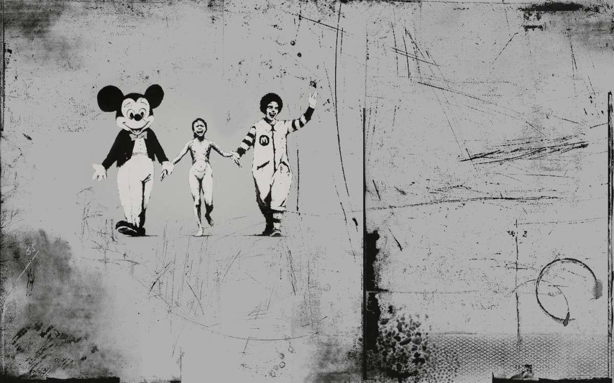 Banksy - Arte