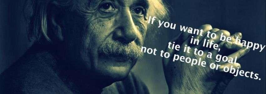 Copertina di Albert Einstein