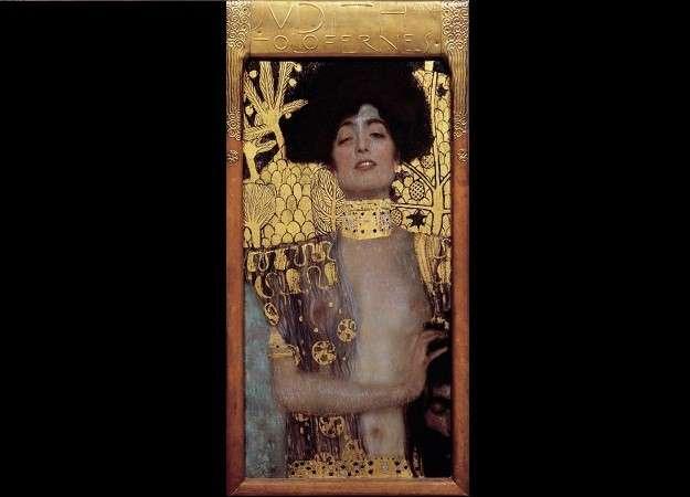 Gustav Klimt, Giuditta 1