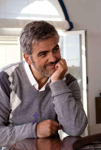 Tiziano Buccarello sosia di George Clooney