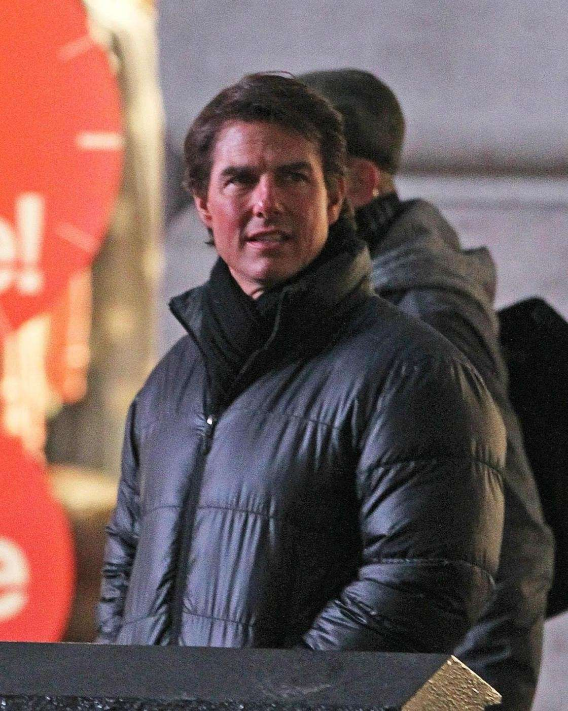 Tom Cruise, Mission Impossible 5
