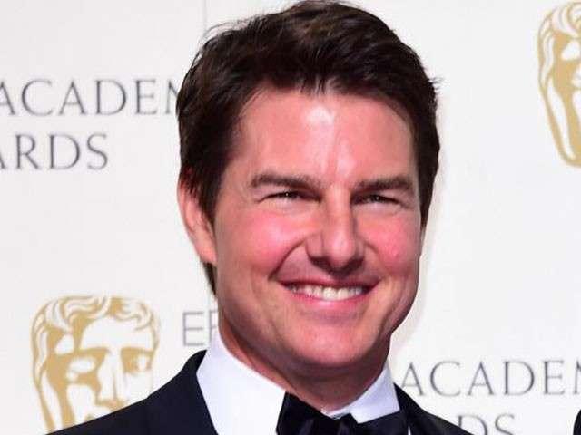Tom Cruise nel 2016